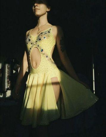Платье для бальных танцев Latina