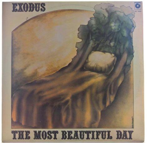 winyl Exodus - The Most Beautiful Day vinyl lp