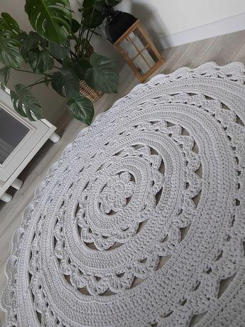 Dywan ręcznie robiony 160cm