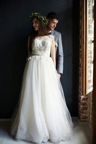 ТЕРМІНОВО!весільне плаття/весільна сукня/свадебное платье/новое