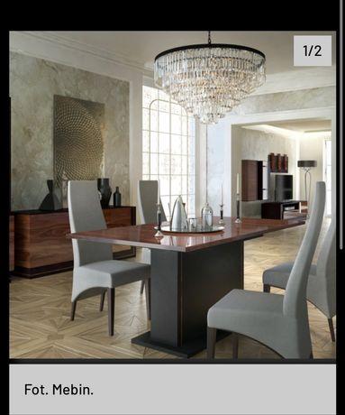 stół drewniany firmy MEBIN (kolekcja elegante)