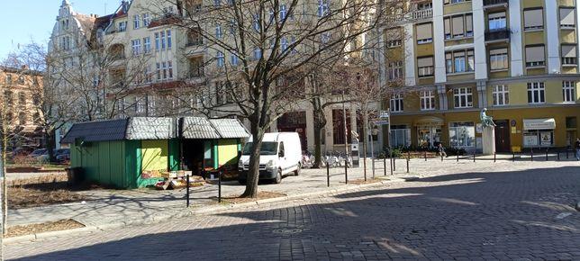 Wynajmę pawilon w centrum Poznania.