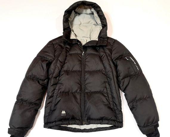 Пуховик куртка парка Missing Link Norway 80% натур.пух идеал L