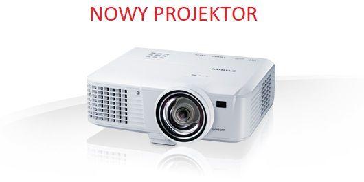 Projektor/ rzutnik- Canon LV-X310ST - NOWY polecam.