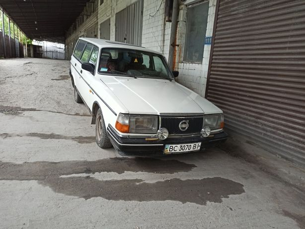 Volvo 245 2.4Diesel