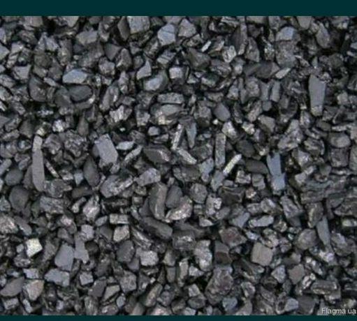 Уголь пламенный разных марок