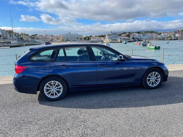BMW 318d Touring Advantage Auto 150cv