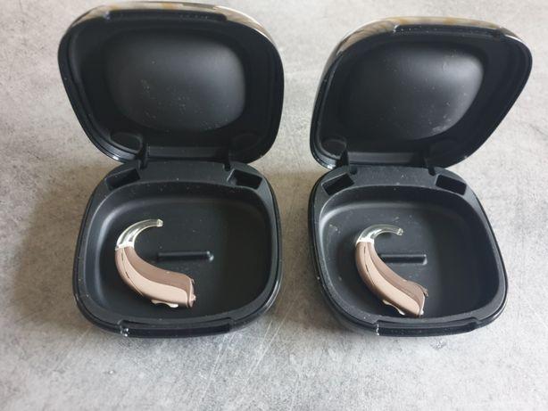 Aparaty słuchowe - komplet