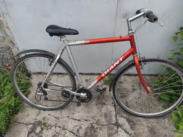 Велосипед  giant алюминиевая рама