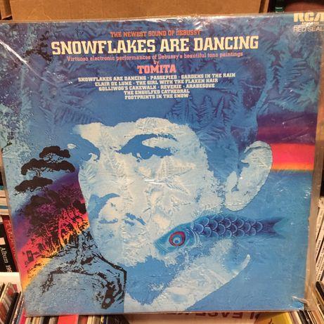 Vinil: Tomita - Snowflakes are Dancing - 1974