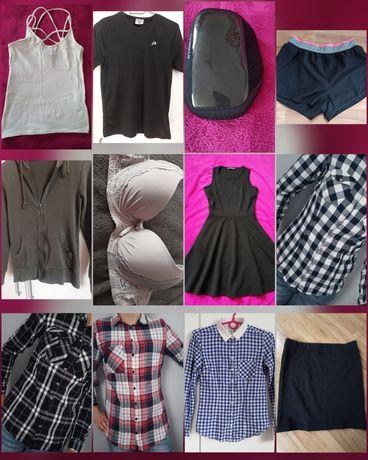 Ubrania różne nowe używane XS s