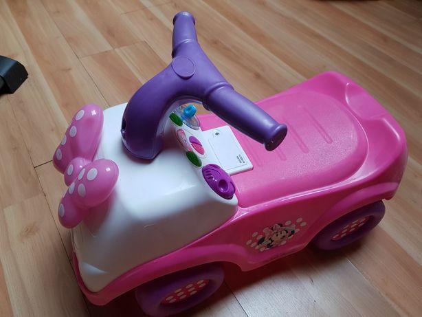 Машинка детская толокар минни маус kiddiеland Disney