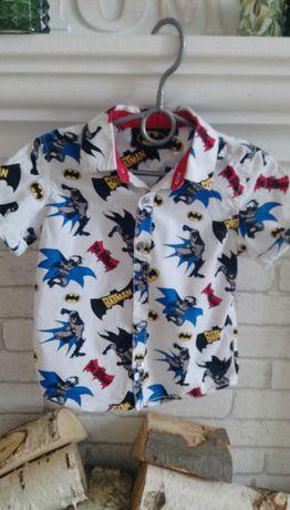 Koszula batman next 2-3 latka 98