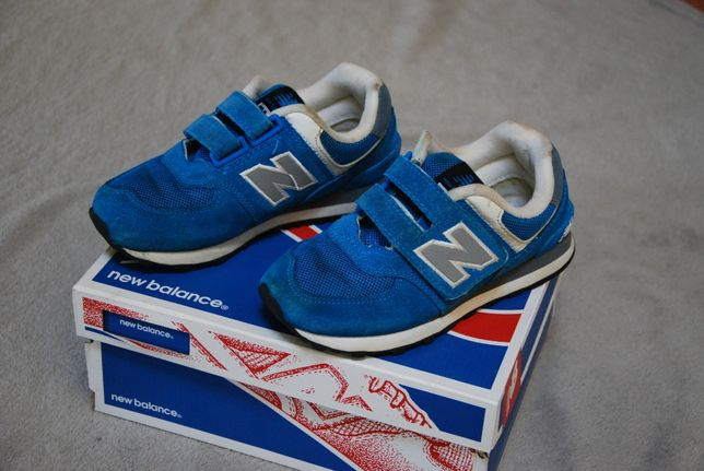Buty wiosenne chłopięce New Balance rozmiar 29
