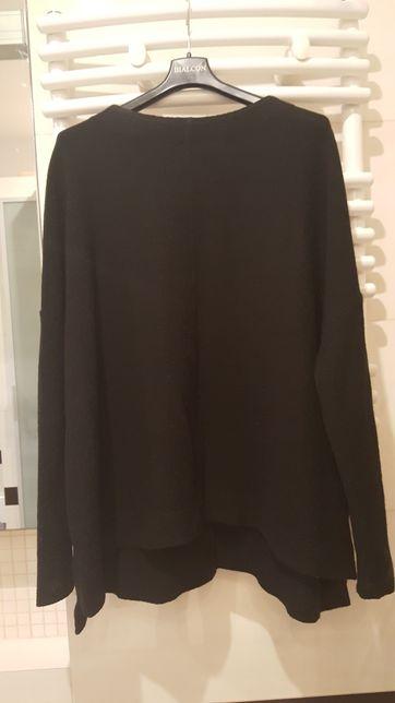 Sweter oversize firmy Zara