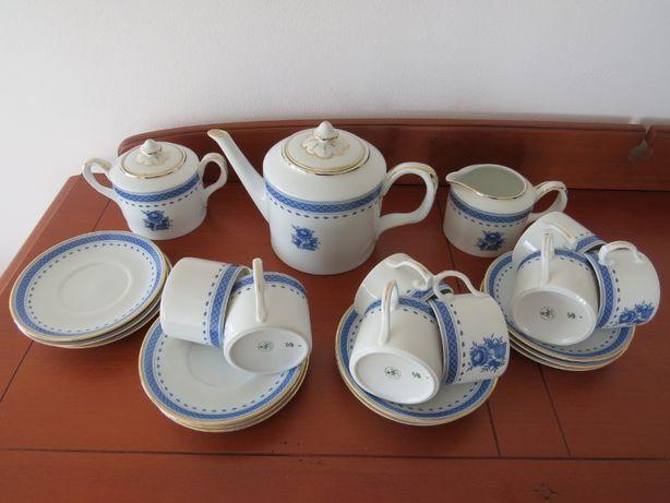 Serviço de chá Cozinha Velha