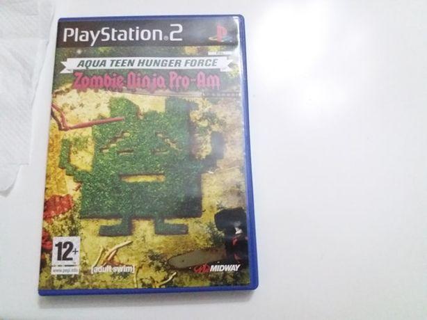 Aqua Teen Hunger Force Zombie Ninja Pro-Am (PS2)