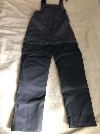 Spodnie posadzkarskie DO BETONU BHP