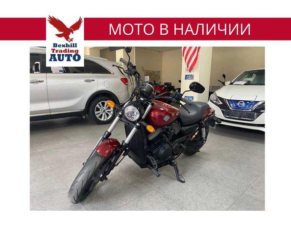 Harley Davidson XG750 2016