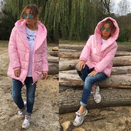 """Стильная куртка зефирка от """"Elena Pokalitsina""""."""