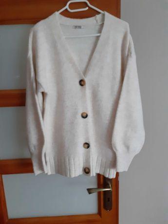 Sweter bufiaste rękawy Orsay 38 M