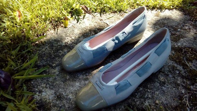Sapatos em pele / Sabrinas Pretty Ballerinas