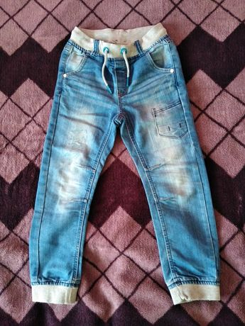 Spodnie jeansy, Smyk roz. 116, stan bardzo dobry.
