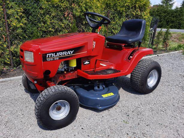 Traktorek Kosiarka Z Bocznym Wyrzutem Murray 15KM Kohler Pompa 2 Noże