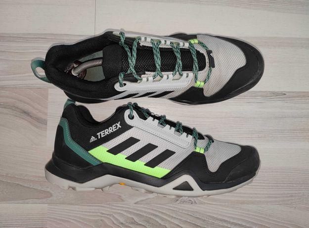 Оригинальные Мужские Кроссовки Adidas Terrex AX3 Модель 2020 Года