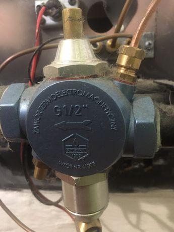 Газова установка (горелка) в грубку