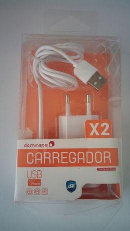 Carregador USB /Micro USB B