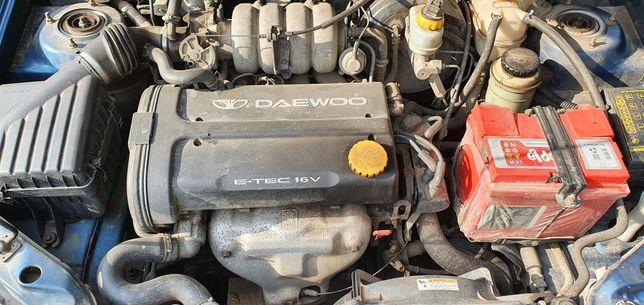 Двигатель DAEWOO ланос 1.6 16v