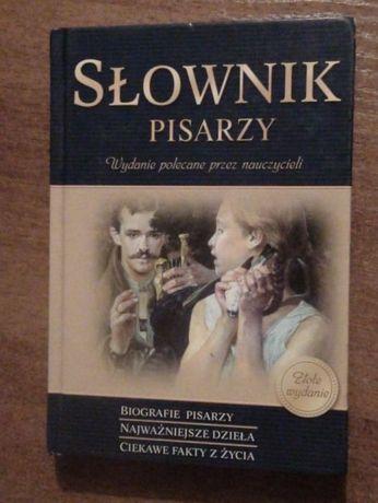 Słownik pisarzy - złote wydanie