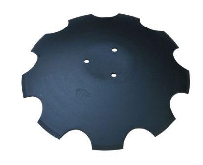 talerz uzębiony siewnik Horsch grubość 6 mm średnica 460 mm