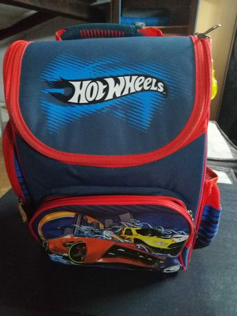 Tornister hot wheels