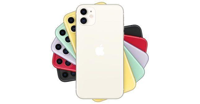 Новий Айфон Apple iPhone 11 64·128·256Gb Гарантія-Кредит 0%-ОБМІН
