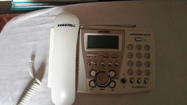 продам стационарный телефон с радиотрубкой