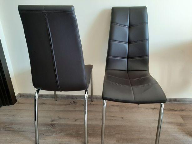 Стілці Адлер ,2 крісла в коричневому кольорі