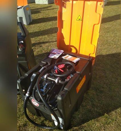 Zbiornik mobilny do Benzyny CEMO KS-Mobil Easy 190 l