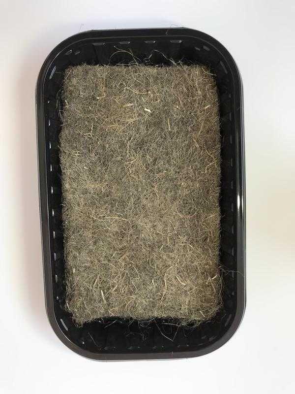 Льняные коврики для микрозелени и microgreen.