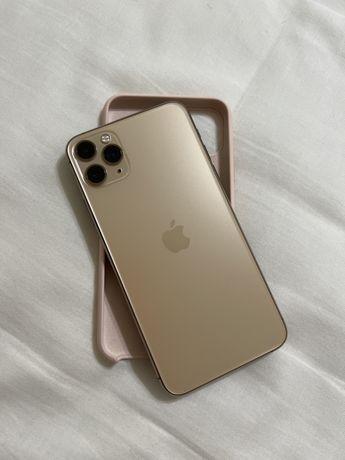 iPhone 11 pro max gold 64 gb dual sim