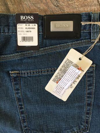 Новые джинсы hugo boss оригинал!