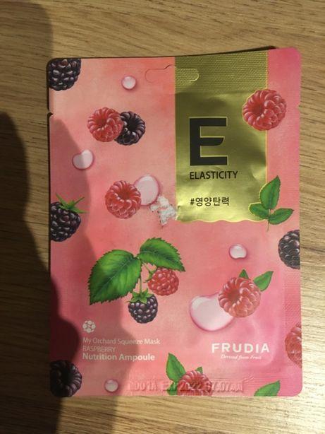 Nowa maseczka w płachcie Frudia My Orchard Raspberry Elasticity 20ml