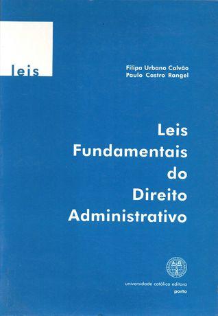 Leis Fundamentais do Direito Administrativo