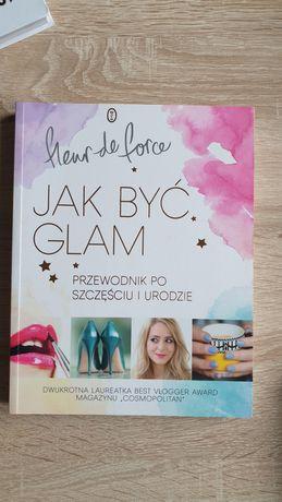 Jak być glam - Książka