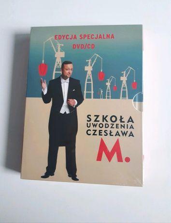 DVD/CD Szkoła uwodzenia Czesława M. Czesław Mozil Edycja specjalna