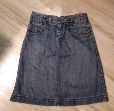 Dżinsowa spódnica Gap, rozm. XXS