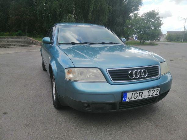 Audi A6 2.5 TDI 6-ти ступка