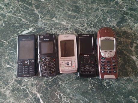 Nokia 6210  sony Ericsson c510