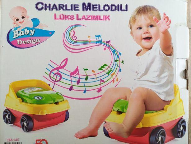 Детский горшок «Чарли»